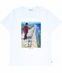 T-Shirt Aspirateur - Blanc